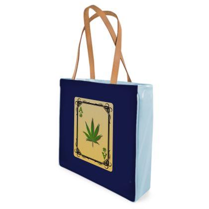 Beach Bag - Ace of Weed