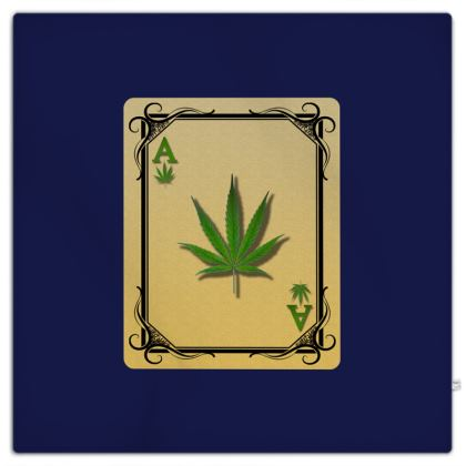 Picnic Blanket - Ace of Weed
