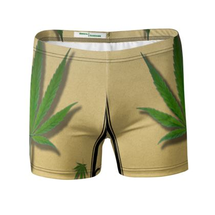 Swimming Trunks - Ace of Weed Full