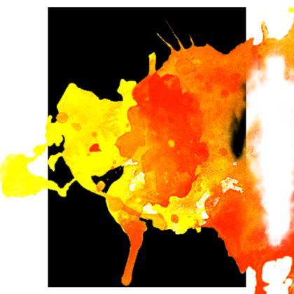 Dressing Gown - Fire Man