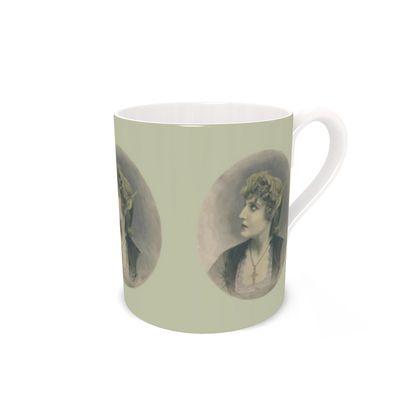 Coralia de Vère Victorian mug