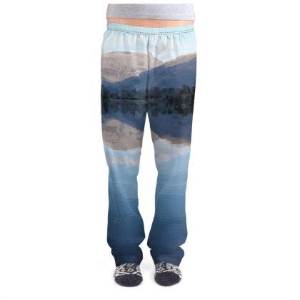Ladies Pyjama Bottoms - Lake District