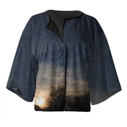 Kimono Jacket - Low Sunset