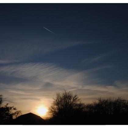 Socks - Low Sunset