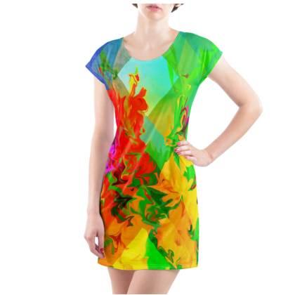 Radiance T-Shirt Dress - UK Size 18/20 (XL)