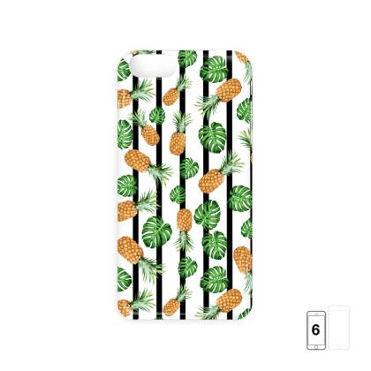 Cheeseplants & Pineapples iPhone 6 Case