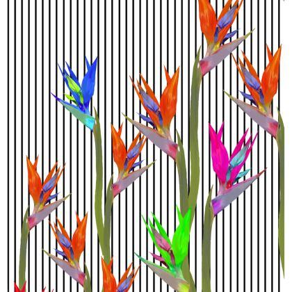 Birds of Paradise Kimono