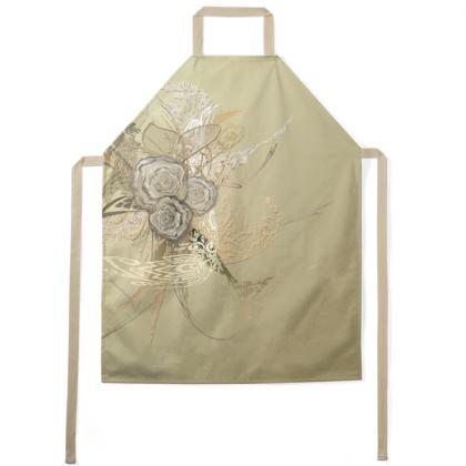 Apron - Förkläde - 50 Shades of Lace Gradient