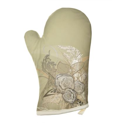 Oven Glove - Grytvante - 50 Shades of Lace Gradient