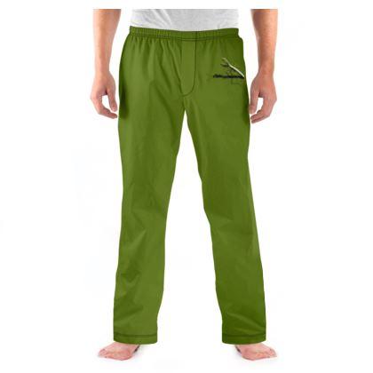 Men's Pyjama Bottoms - Mantis