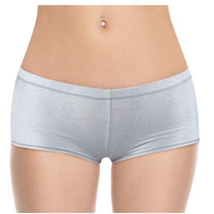 Hot Pants - Whitby Sea