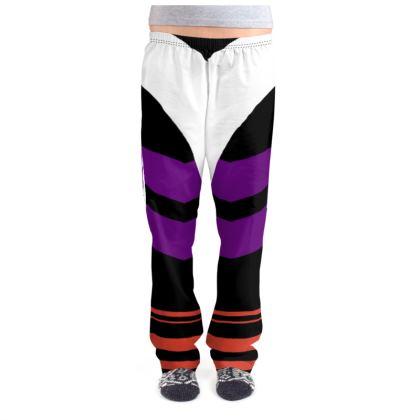 Ladies Pyjama Bottoms - Minimal 2