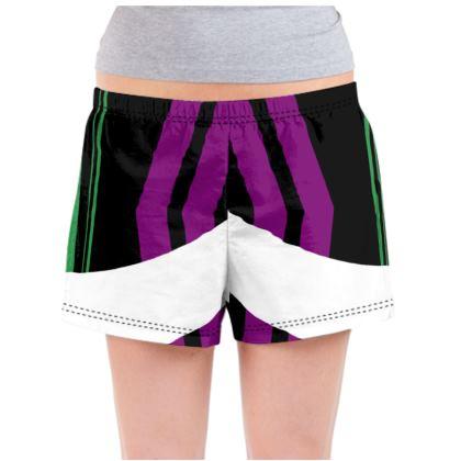 Ladies Pyjama Shorts - Minimal 1