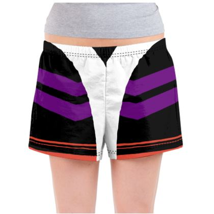 Ladies Pyjama Shorts - Minimal 2