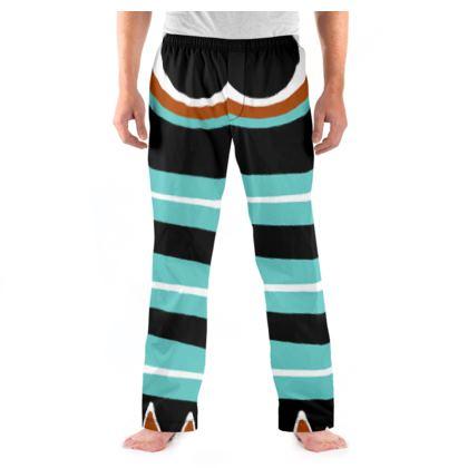 Men's Pyjama Bottoms - Tribal