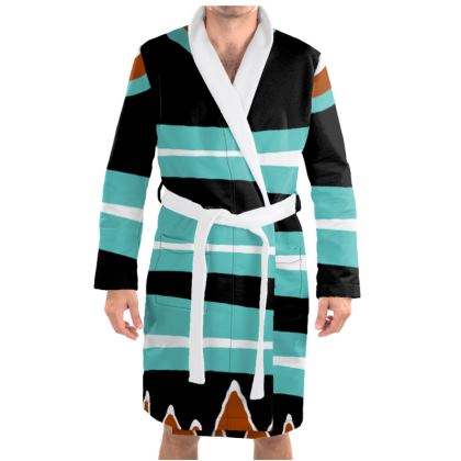 Dressing Gown - Tribal