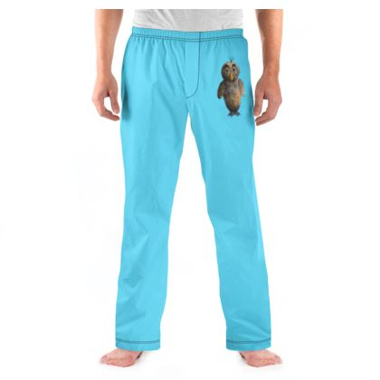 Men's Pyjama Bottoms - Birdie