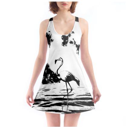 Chemise - Flamingo