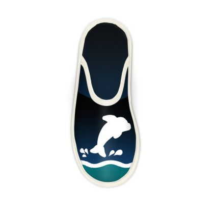 Slippers - Dolphin