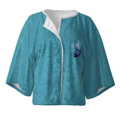 Kimono Jacket - Magical Mermaid