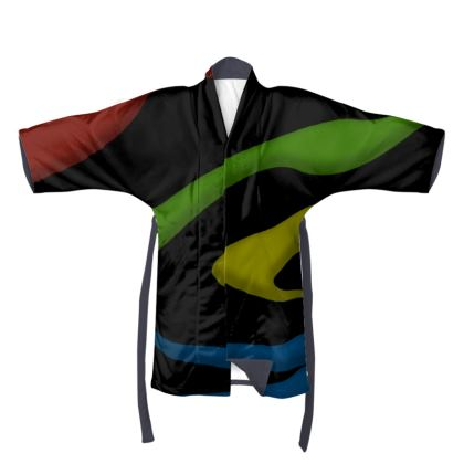 Kimono - Simple Colours (Black)