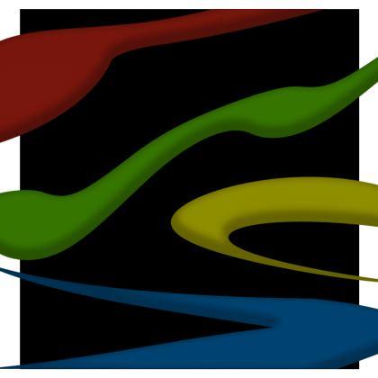 Kimono Jacket - Simple Colours (Black)