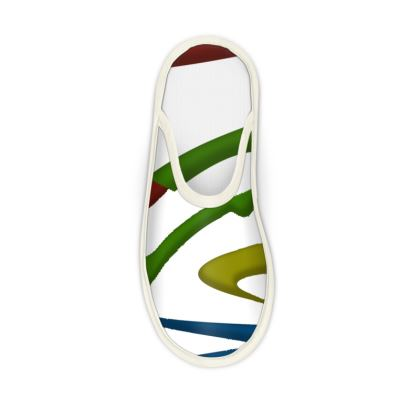 Slippers - Simple Colours (White)