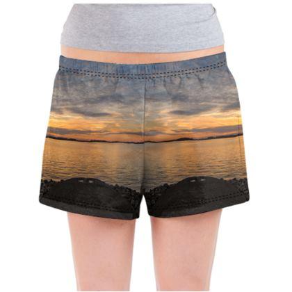 Ladies Pyjama Shorts - Moerdijk