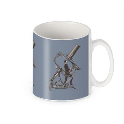 Victorian astronomer builder mug