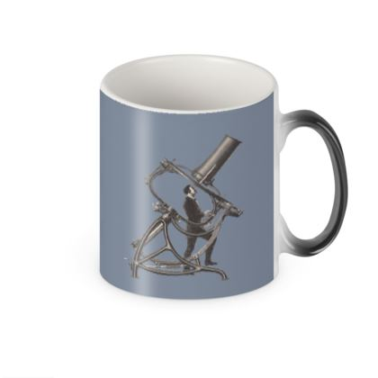 Victorian astronomer changing mug