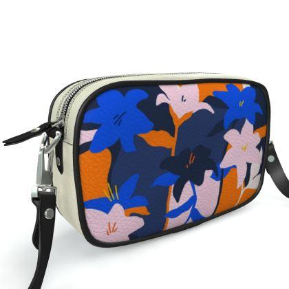 Camera Bag - Autumn Garden