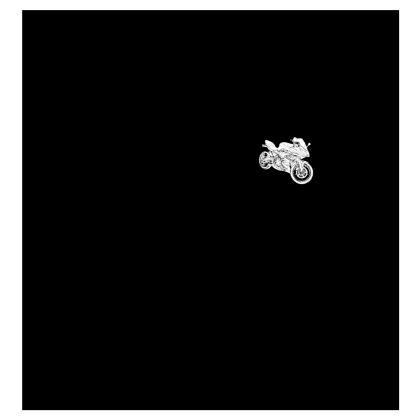 Kimono Jacket - Superbike Sketch