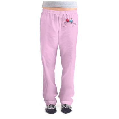 Ladies Pyjama Bottoms - Opposite Attraction