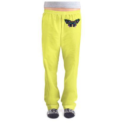 Ladies Pyjama Bottoms - Butterfly