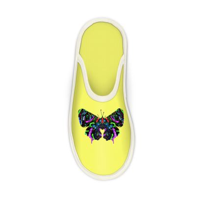 Slippers - Butterfly