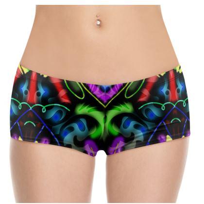 Hot Pants - Neon