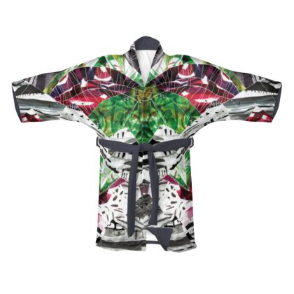Dreaming of Mountains Kimono