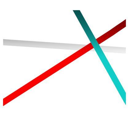 Kimono - Regal Stripes (White)