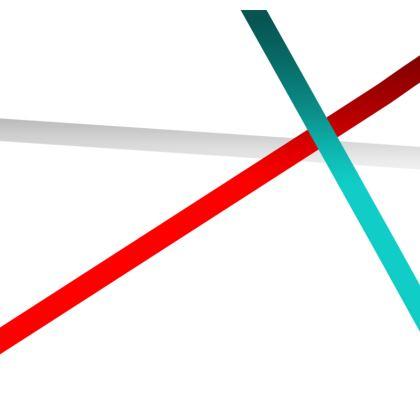Onesie - Regal Stripes (White)