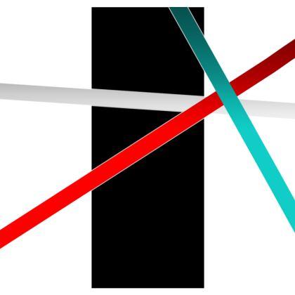 Onesie - Regal Stripes (Black)