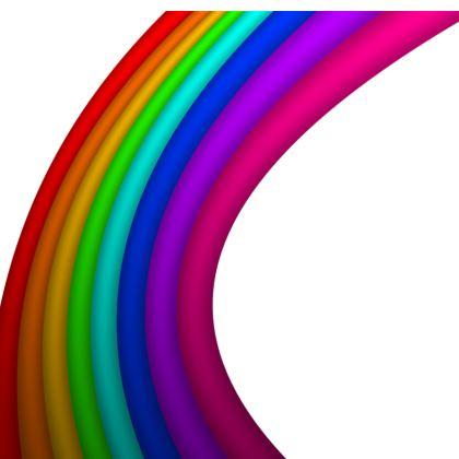 Kimono Jacket - Rainbow
