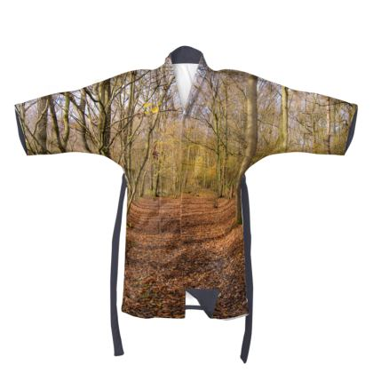 Kimono - Open Clearing in Clapham Woods
