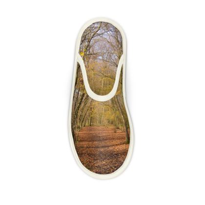 Slippers - Open Clearing in Clapham Woods