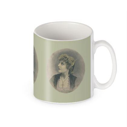 Coralia de Vère Victorian builders mug