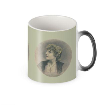 Coralia de Vère Victorian changing mug