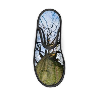Slippers - Vertical Tree