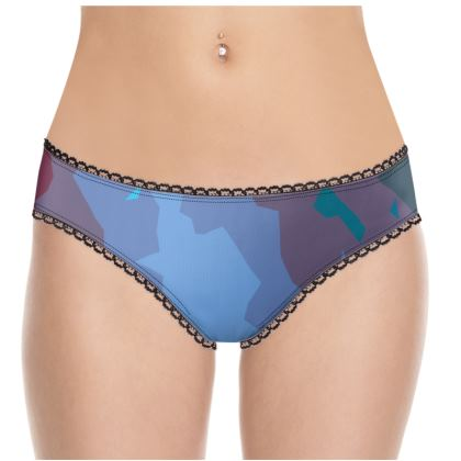 Knickers - Abstract Colours
