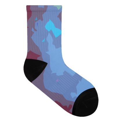 Socks - Abstract Colours