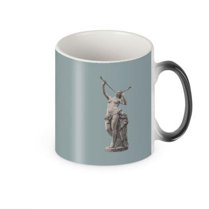 Angel of Annunciation Victorian changing mug