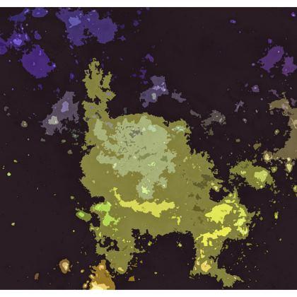Kimono Jacket - Space Explosion Abstract